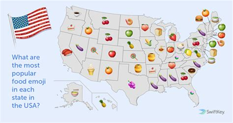 top 10 cuisines in the top 10 food emoji used in the united states