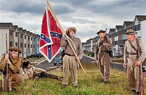 fighting  civil war time