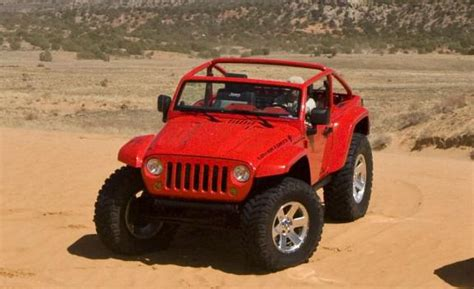 Jeep Wrangler Lower Forty by Jeep Wrangler Lower Forty Jeep Lower Forty Concept 16 Cd