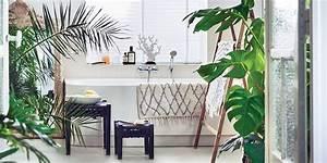 Plantes Pour Chambre : quelles plantes pour une salle de bains marie claire ~ Melissatoandfro.com Idées de Décoration