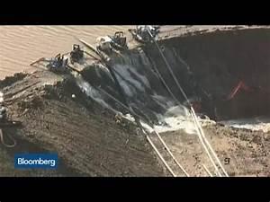 Top Photos: Texas Flood Damage Weakens Padera Lake Dam ...