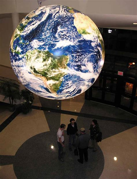 Lobbies and Entrances - Earthballs by Orbis World Globes