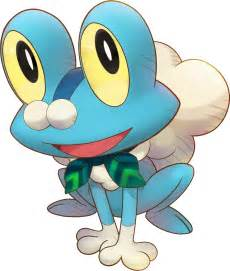 pokemon xy froakie and pikachu images