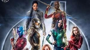 10, Most, Powerful, Female, Avengers, U2013, Ranked