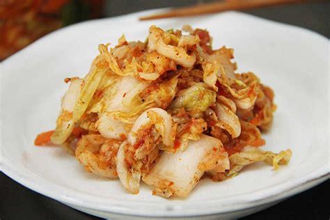 Kimchi (eingelegter Chinaohl)  Rezept aus der japanischen