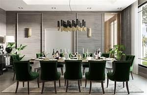 Modern Classic House Interior Design