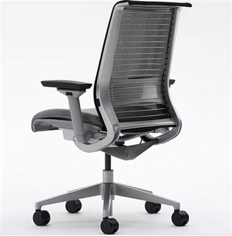 steelcase think chair lumbar add on shop think chairs
