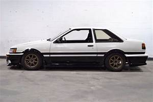 1986 Toyota Corolla Levin Ae86 - White  Black - 4a-geu - 5 Speed - 62 000 Miles For Sale