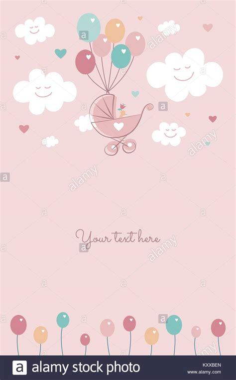 Baby Shower Card Templates The Image Happy Birthday Card Vector Vectors Stock Photos Happy