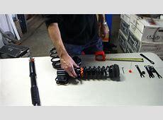 VT commodore KSport suspension installation YouTube