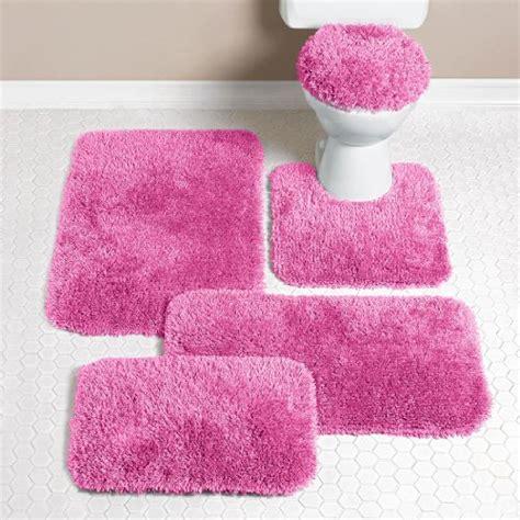 Pink Bathroom Accessories by Popular Pink Bathroom Decor Webnuggetz