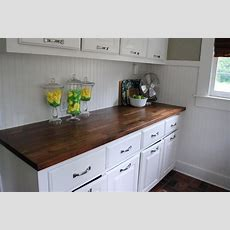 Butcher Block Countertops In Kitchen  Home Hinges