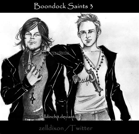 murphy and connor macmanus boondock saints by