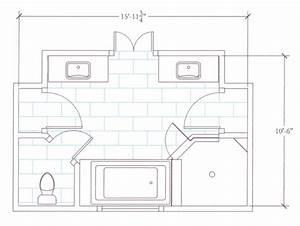 Master bathroom design ideas large and beautiful photos for Master bathroom layout