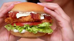 Carl's Jr. Chicken Tenders Sandwich TV Spot - iSpot.tv