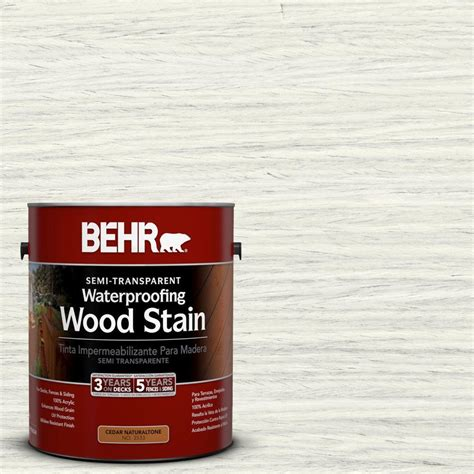 Behr Deck Home Depot by Preserva Wood 1 Gal Semi Transparent Based Seaside