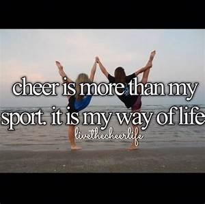 Famous Cheerleading Quotes. QuotesGram