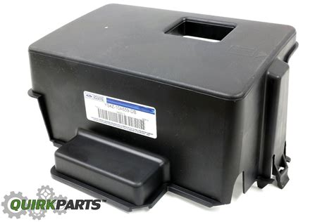 batterie ford focus 2000 2007 ford focus 2 0l engine black battery cover tray box oem ys4z 10a659 db ebay
