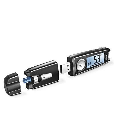 BEURER Glucómetro Pen Drive GL 50 - Falabella.com