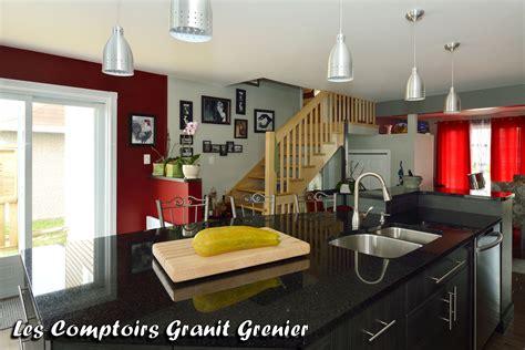 solde cuisine comptoir de granit et quartz réalisations de cuisines et