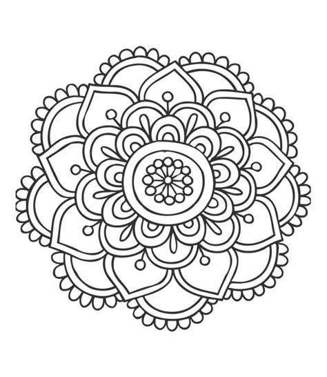 mandala coloring pages ideas  pinterest