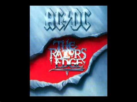 acdc  razors edge   ready youtube