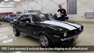 U0026 39 69 Camaro Ss For Sale With Test Drive  Driving Sounds