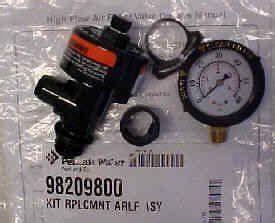 Pentair 98209800 High Flow Manual Relief Valve Replacement