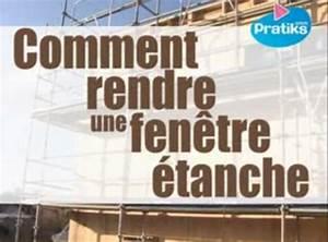 Joint Isolation Pour Fenetre Bois : installation fenetres comment rendre une fen tre tanche ~ Premium-room.com Idées de Décoration