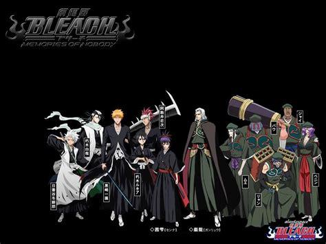 anime genre magic dan action bleach movie 1 memories of nobody subtitle indonesia