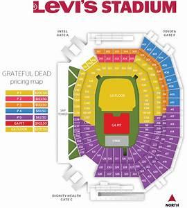 Grateful Dead Levi 39 S Stadium