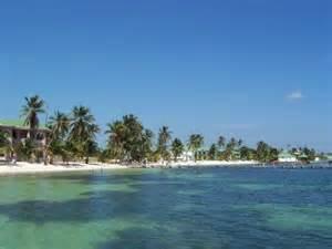 San Pedro Ambergris Caye Belize Beaches