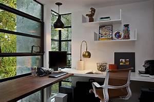 Schreibtisch Position Im Raum : innendesignideen f r anspruchsvolles heimb ro ~ Bigdaddyawards.com Haus und Dekorationen