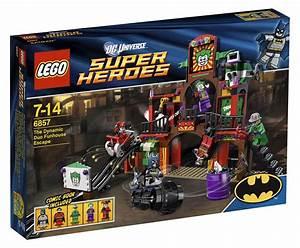 Avenue De La Brique : lego dc comics super heroes 6857 l chapp e de la f te ~ Melissatoandfro.com Idées de Décoration