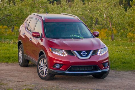 nissan rogue capsule review 2014 nissan rogue the truth about cars