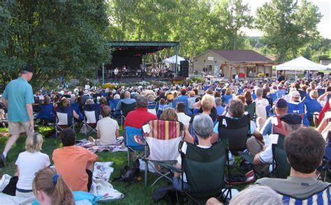 hudson gardens concerts venue spotlight the hudson gardens and event center