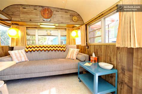 design bureau magazine intérieur d 39 une caravane des ées 70 aux usa
