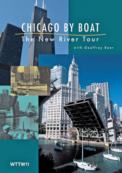 Chicago Boat Tours Schedule by Chicago By Boat The New River Tour Wttw Chicago