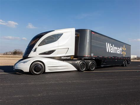 walmart s truck of the future business insider