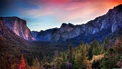 Retina Wallpapers 5k Imac Backgrounds Yosemite Valley