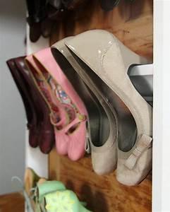 Schuhregal Zum Aufhängen : schuhregal selber bauen coole ideen und anleitungen ~ A.2002-acura-tl-radio.info Haus und Dekorationen