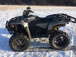2016 Suzuki 750 King Quad Se  Plow Available    Financing