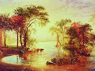 Western Landscape Oil Paintings