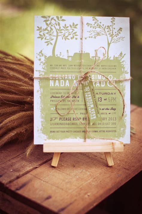 garden wedding invitation theme flower