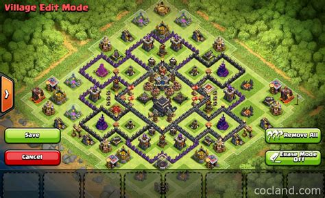 clash  clans guides tau times   wartrophy base