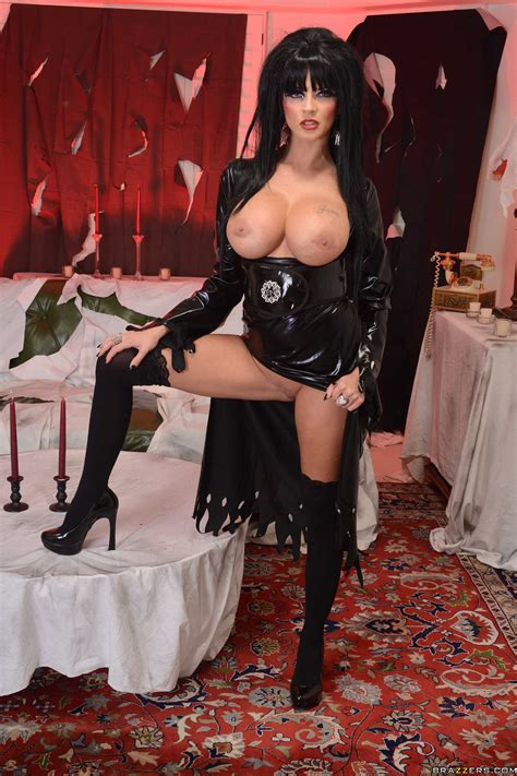 Beautiful Woman Likes Latex Dresses Photos Joslyn James