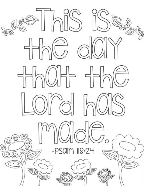 bible verse coloring pages teaching kids  god