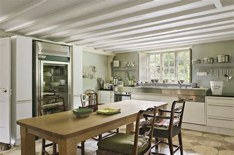 cuisine londonienne en angleterre un cottage vraiment quot cosy quot maison créative