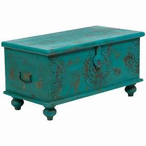 1000 ideas about teal coffee tables on pinterest for Overstock trunk coffee table