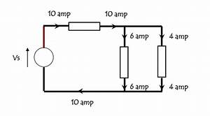 how current flow in a circuit electrical engineering With current in circuit